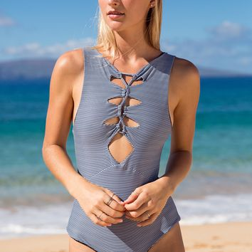 ACACIA Swimwear 2018 Mauka One Piece in Long Island