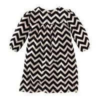 Long Sleeve Dress for Girls & Chevron Dress | Tea