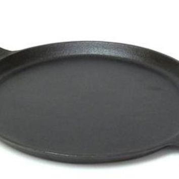 Cast Iron Round Griddle 10.5