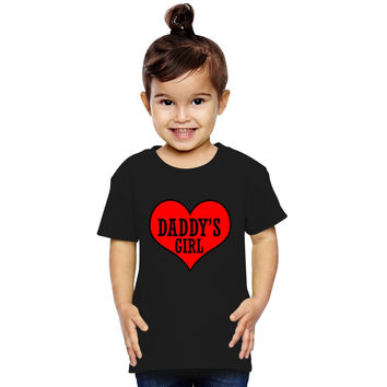 Daddy's Girl Toddler T-shirt