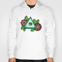 I See You △ Hoody by haleyivers