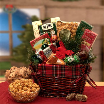 Old Fashioned Gift Basket