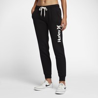 Hurley One And Only Pop Women's Fleece Track Pants. Nike.com