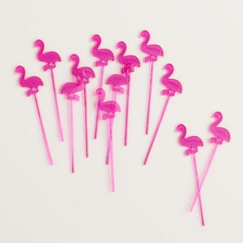 Flamingo Cocktail Picks 6 Pack