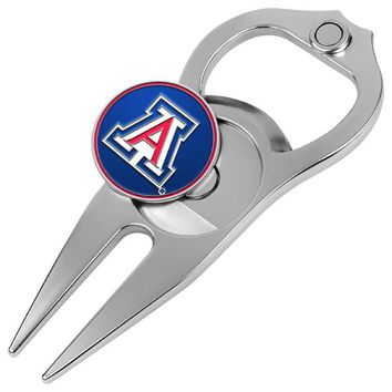 Arizona Wildcats Hat Trick Divot Tool