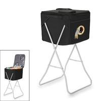 Picnic Time Washington Redskins Party Cube (Black)