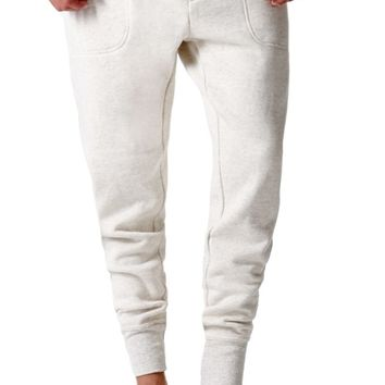 On The Byas Couch Jogger Sweatpants - Mens Pants - White