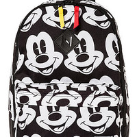 The All Mickey Backpack in Black and White