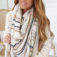 All Seasons Blanket Scarf
