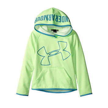 Under Armour Kids Novelty Jumbo Big Logo Hoodie (Infant)