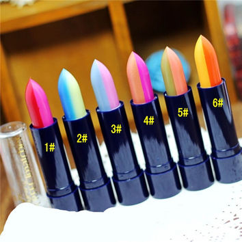 Mix Two-Colors Gradient Lipstick