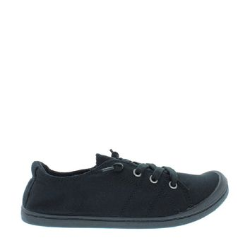 Lace Up Comfort Plimsoll