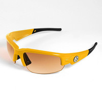 Pittsburgh Steelers Men's Official NFL Maxx Dynasty Sunglasses Yellow or Black