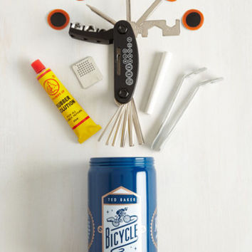 Fix It Up a Notch Bicycle Repair Kit by ModCloth