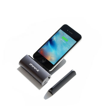 Flex Pocket Charger for iPhone 4S/4/3G & iPod (30-Pin)
