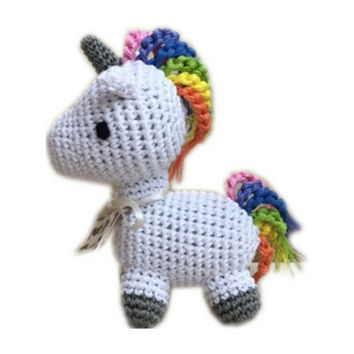 Unicorn Knit Knack