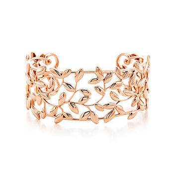 Tiffany & Co. - Paloma Picasso®:Olive Leaf Cuff