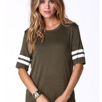 Two For The Road Jersey Top