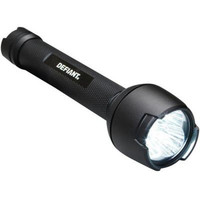 Heavy Duty Aluminum 850 Lumen LED Flashlight with Batteries