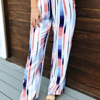 Stack Me Up Pants: Multi
