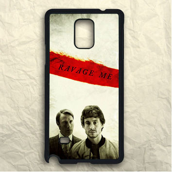 Movie Hannibal Samsung Galaxy Note 3 Case