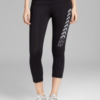 Barry's Bootcamp Leggings - Side Logo Active