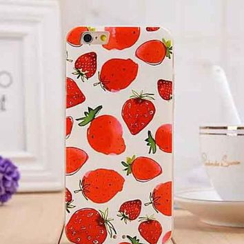 Day-First™ Strawberry iPhone 6 Phone Case