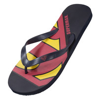 Superman - Logo Flip-Flops