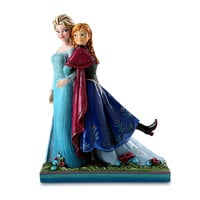 Anna and Elsa ''Sisters Forever'' Figure by Jim Shore - Frozen