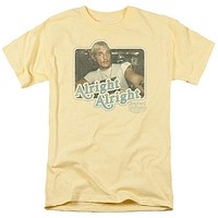 "Dazed and Confused ""Alright Alright"" Tee Shirt - Adult"