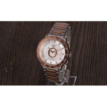 PANDORA 2018 New Men's and Women's Trendy Quartz Watches F-YY-ZT silver&rose gold