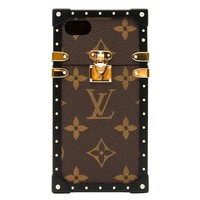 Brand New Very RARE Louis Vuitton Petite Malle-Inspired iPhone 7 Case