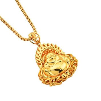 Stylish Shiny Gift Jewelry New Arrival Alloy Necklace [10768844931]
