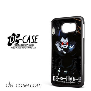 Death Note Japan Manga DEAL-3112 Samsung Phonecase Cover For Samsung Galaxy S6 / S6 Edge / S6 Edge Plus