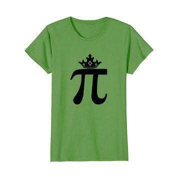 Queen King Shirts for Couples Pi Day Math Geek 2018 T shirt