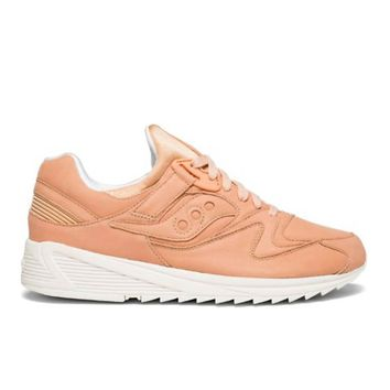 Saucony - Grid 8500 Burnished - Peach / White