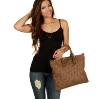 Black Reversible Basic Cami