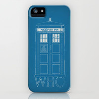 WHO iPhone Case by John Medbury (LAZY J Studios)