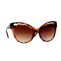 Tortoise Flamingo Cat Eye Sunglasses