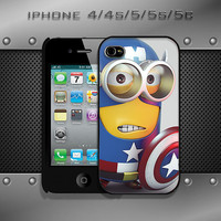 minion case for iphone 4/4s, iphone 5, iphone 5s, iphone5c