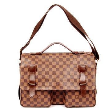 Louis Vuitton Damier Ebene Broadway 5186 (Authentic Pre-owned)
