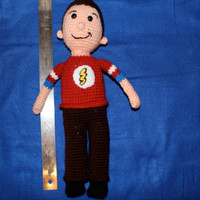 Sheldon BBT Doll