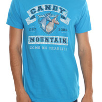 Charlie The Unicorn Candy Mountain Est. T-Shirt