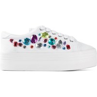 Jeffrey Campbell Gem Embellished Trainers - Di Pierro - Farfetch.com