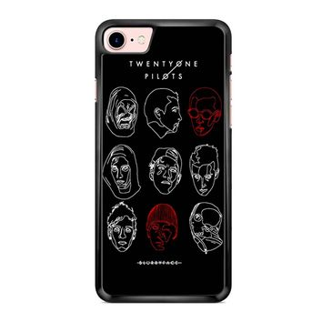 Poster For Twenty One Pilots iPhone 7 Case