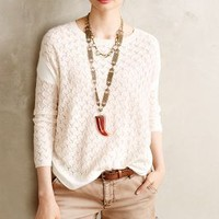 Sillage Circle Pullover by Moth Nude