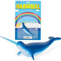 NARWHAL ACTION FIGURE