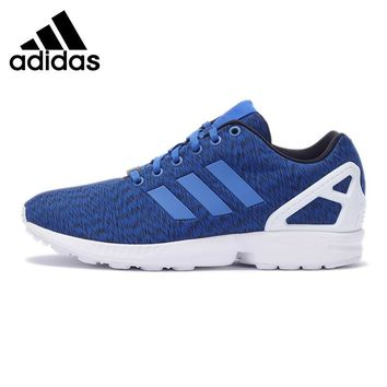 Original New Arrival 2016 Adidas Originals ZX FLUX Classics Men's Skateboarding Shoes