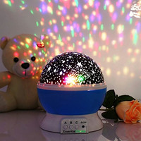 Essential Choice Galaxy Constellation Night Light - 4 Bright Colours with 360 Degree Moon Star Projection and Rotation - Kids Baby Bedroom and Nursery - Calming and Relaxing