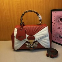 GUCCI Clutch Messenger Bag ECS025717
